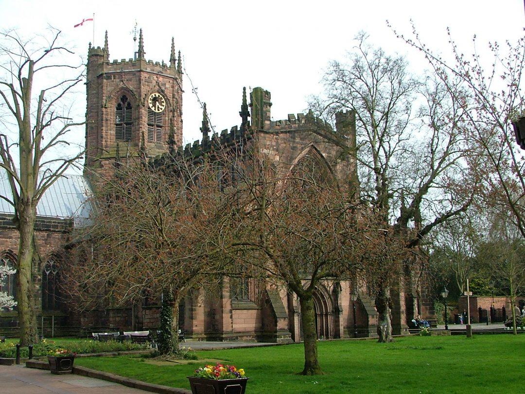 Jonathan WHITE The_Parish_Church_of_St._Mary,_Nantwich_(1) WIKIMEdIA COMMONS